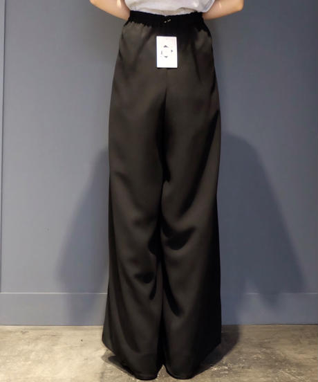 Vntage   See-through Wide Pants