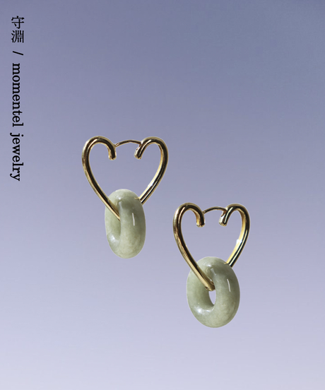 momentel jewelry hart pias