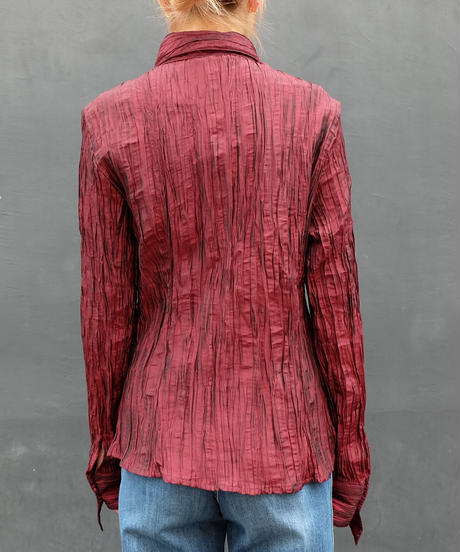 Vintage   Pleats Shirt