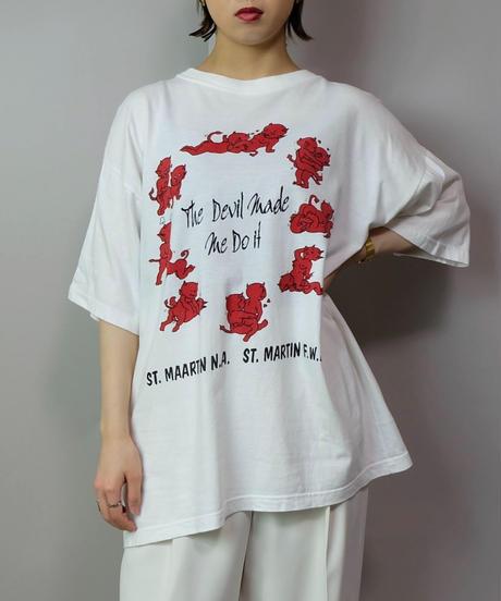 Vintage   Devil T-shirts
