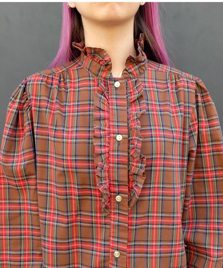 Vintage   Fril Shirt