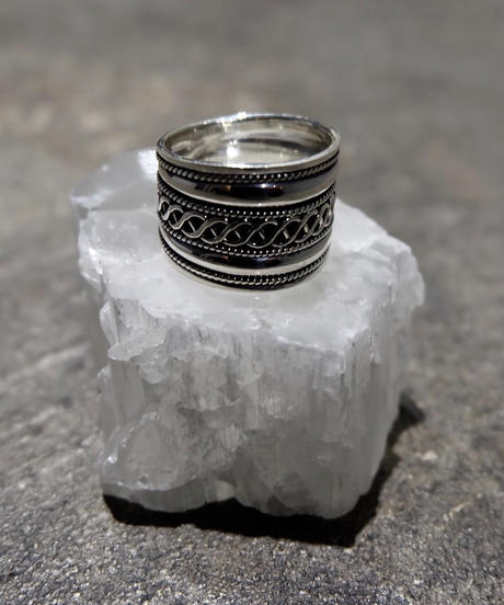 Silver Ring   25