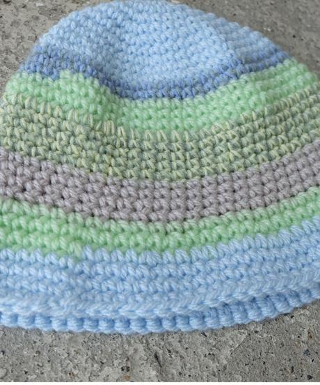 Labyrins Knit Hat  3