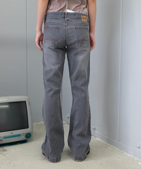 Vintage   Denim Frea Pants 3