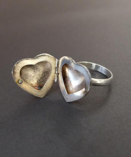 Vintage  Silver Ring 2