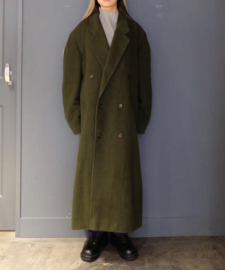 Vintage   Wool Long Coat
