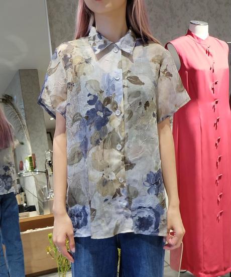 Vintage   See-through Shirts