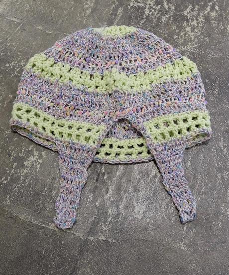 Labyrins Knit Turban Cap 2