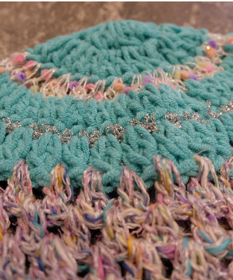 Labyrins Knit Turban Cap 7