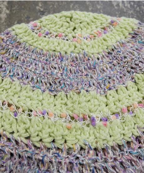 Labyrins Knit Turban Cap 1