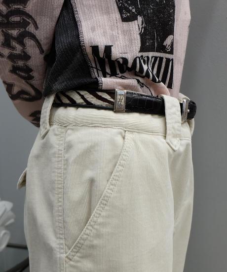 Vintage   Leather Belt 2