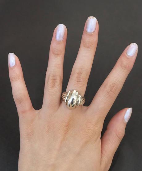 Vintage   Silver Ring  13