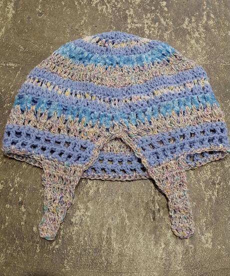 Labyrins Knit Turban Cap 4