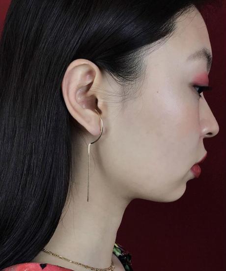 momentel jewelry   chain drop pias