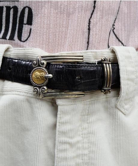 Vintage   Leather Belt 8