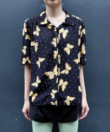 Vintage   Butterfly Shirt