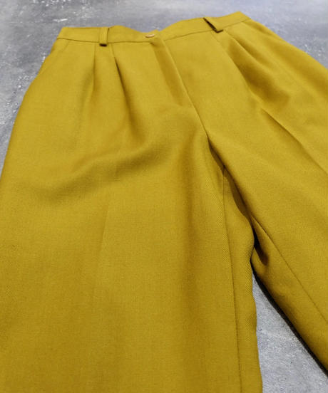 Vintage   Slacks Pants