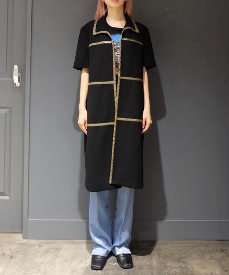 Vintage   Shirtsleeve Long Jacket