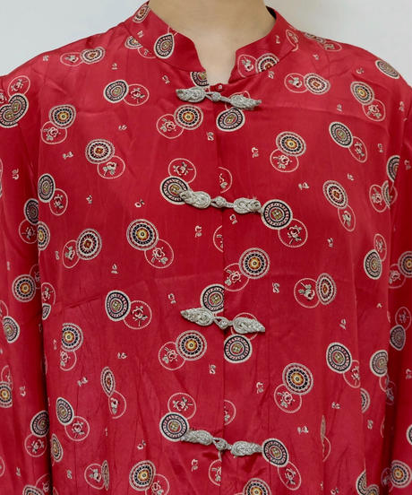 VINTAGE   CHAINA SHIRT