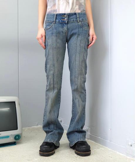 Vintage   Denim Frea Pants 2