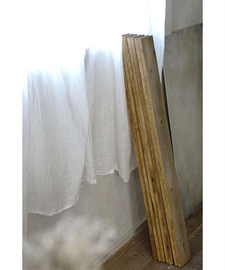 A1サイズ:木のテーブルピュアホワイトのスタイリングボード
