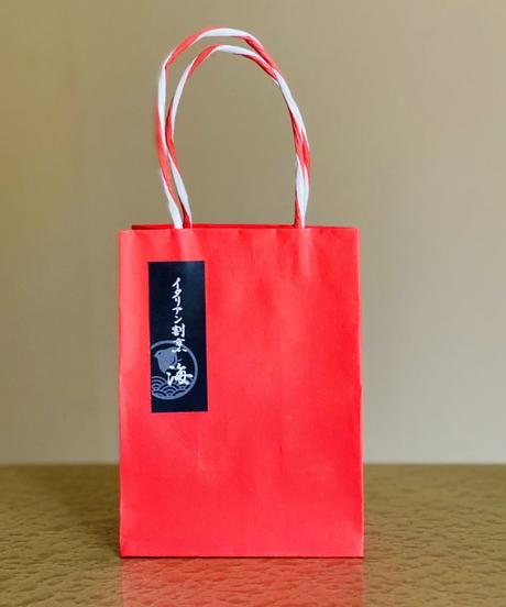 手土産用ミニバッグ【単品購入はできません。】