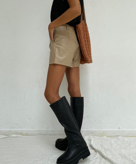 fake leather spt「tack」#970