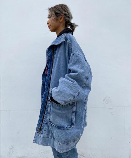 boa big coat「wash!」#5107