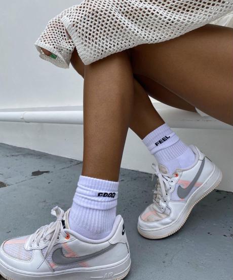 4set socks「fuck off & feel good」