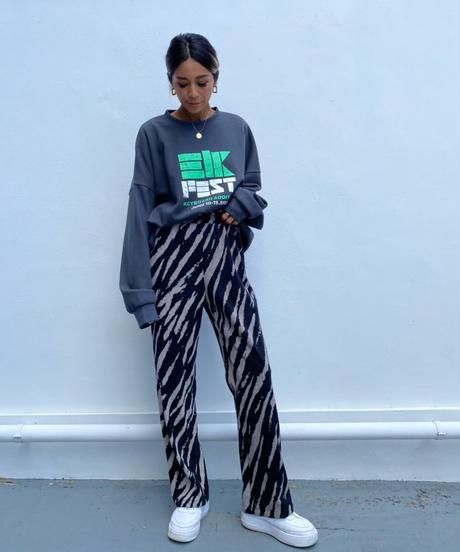 wide pt「zebraed」#2815
