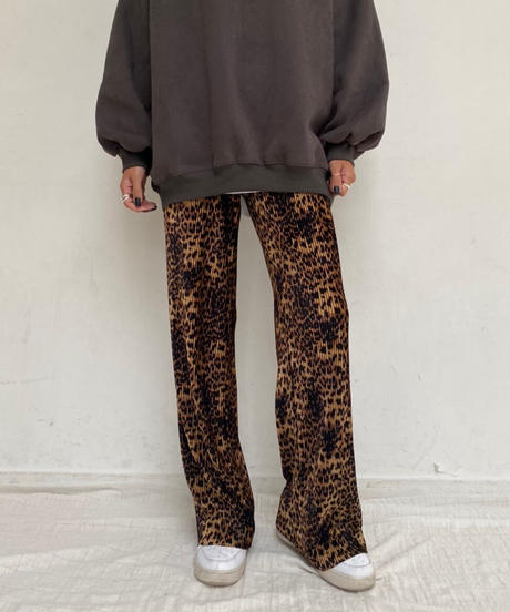 (1/29以降発送)leopard Brushed pt#90277