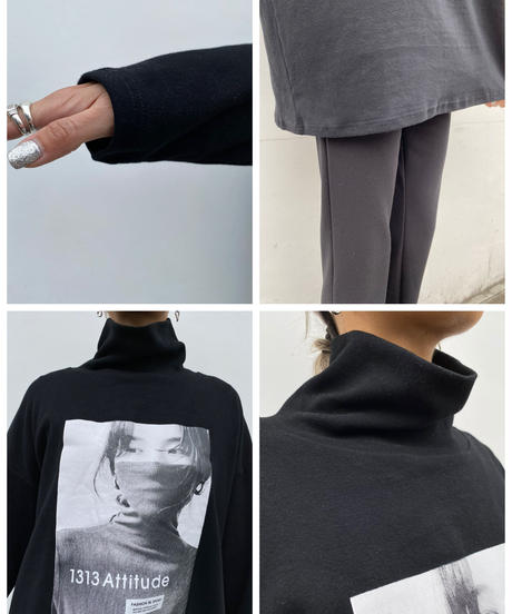 high neck「female」#9850