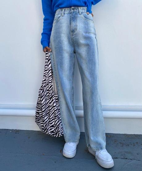 tote bag「zebras & leopards」#727