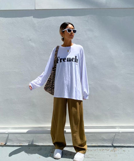 wide ron-t「french」#88666