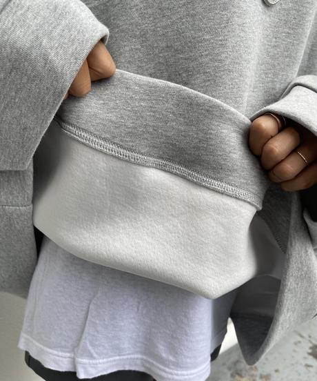 wide sw「box sleeve」#11278
