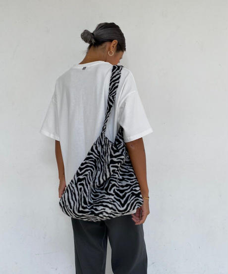 zebra tote#043