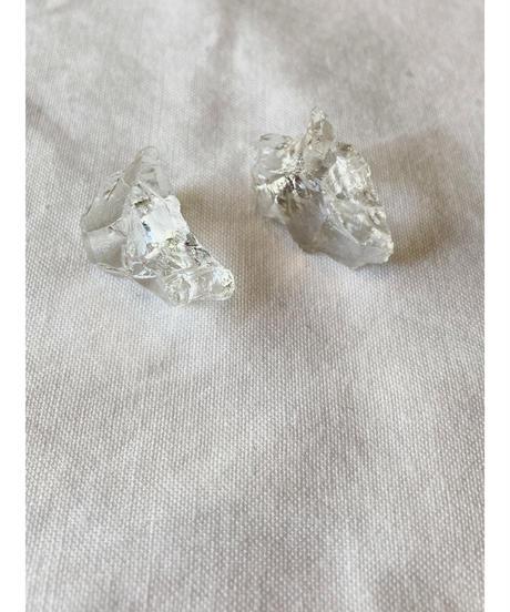 Ice earrings     ピアス