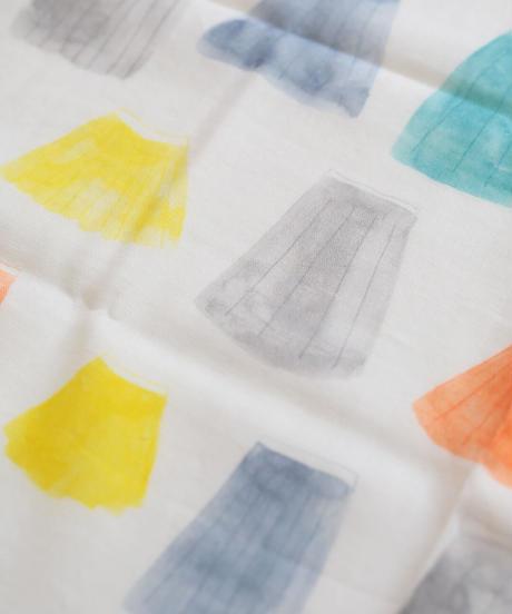 ガーゼハンカチ skirt