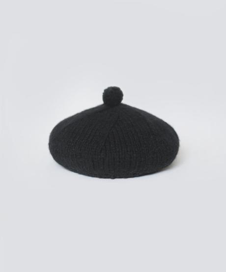 大人のベレー帽のkit