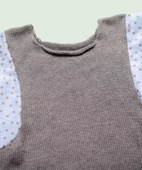 baby panda knit  90