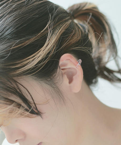 acryl ear cuff  mini