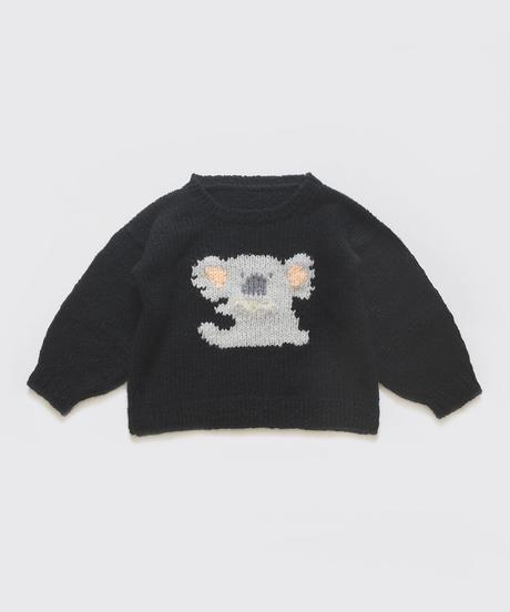 コアラのキッズセーターのkit