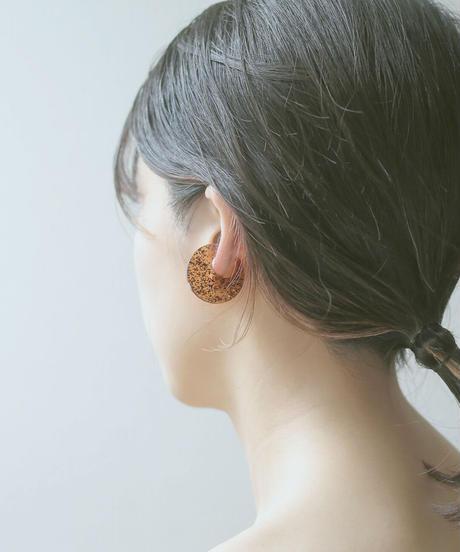 Acryl ear cuff まる mix