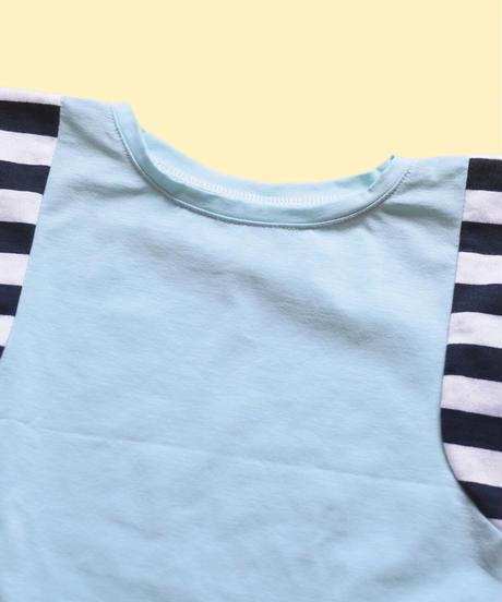 baby panda cut&sew 80