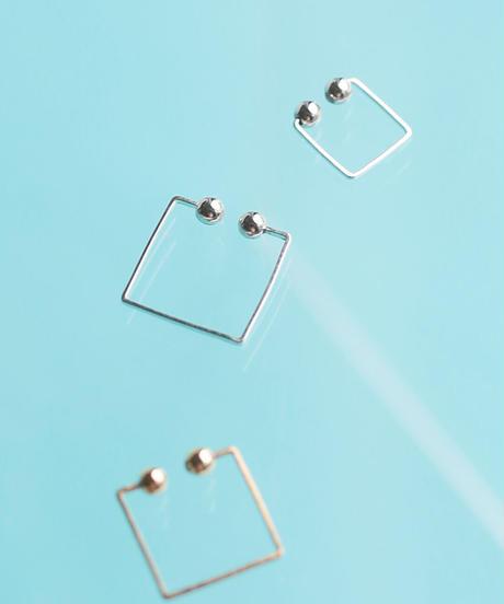 square ear cuff set