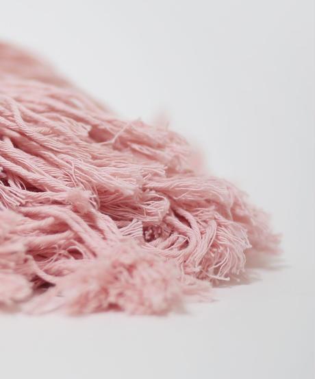 ティッシュカバー ピンク