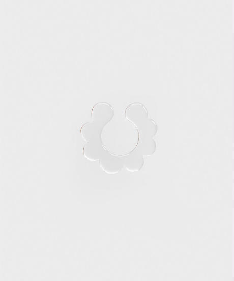 acryl ear cuff F