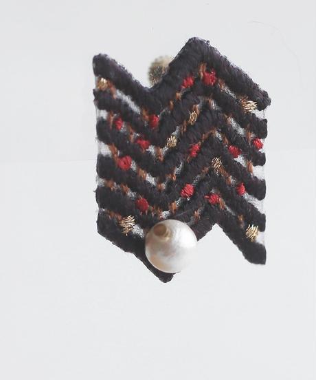 HERRINGBONE brown