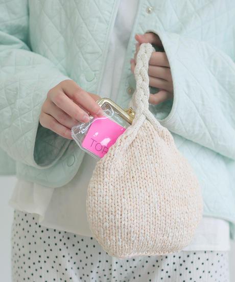 三つ編みバッグのキット