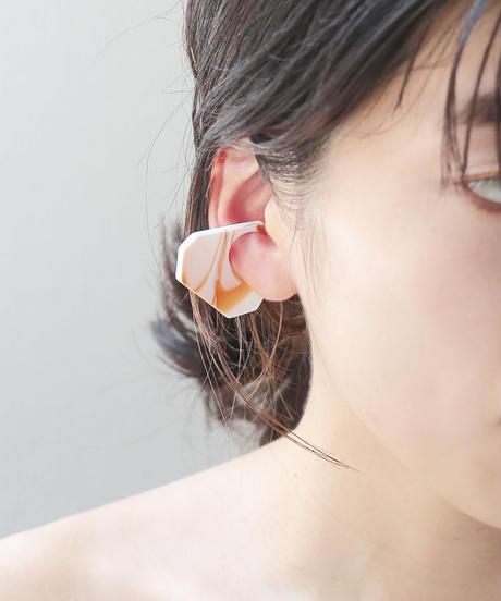 Acryl ear cuff かくかくmix